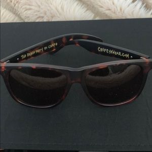 Crap Eyewear - The Beach Party - NEW NEVER WORN